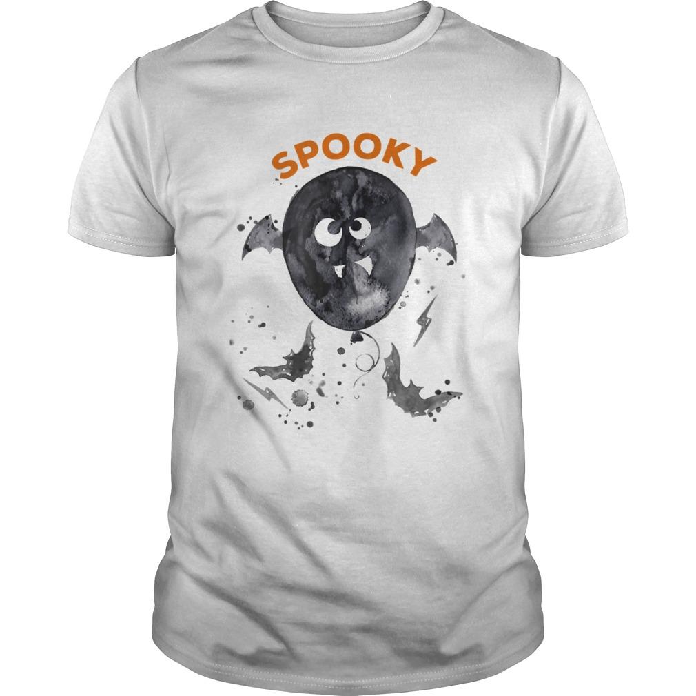 Halloween Spooky Adults Bat Balloon Fun shirt Classic Men's