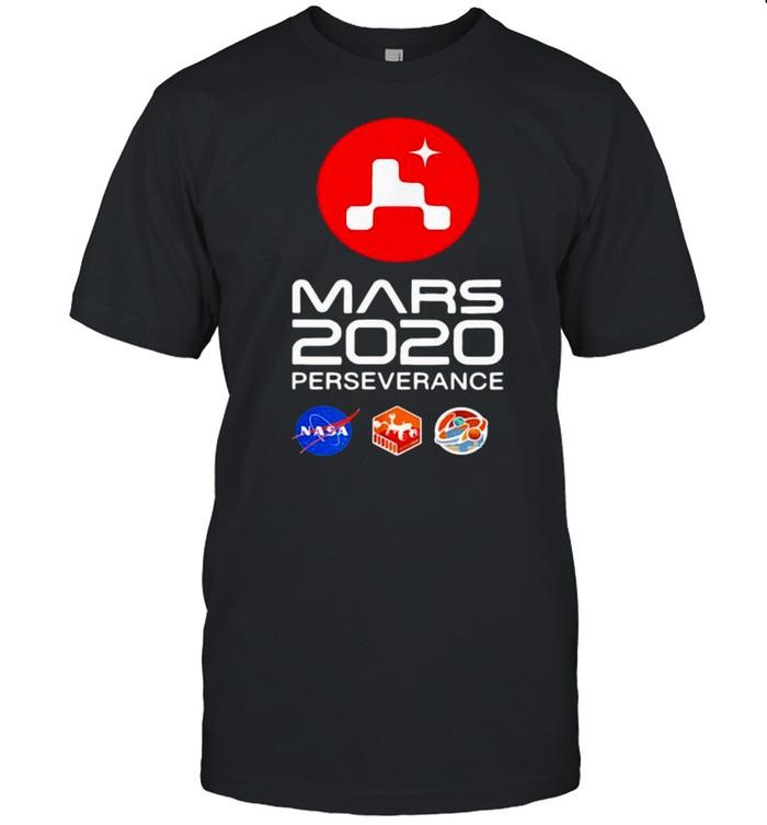 Nasa Mars 2020 Perseverance Rover Mars shirt Classic Men's T-shirt