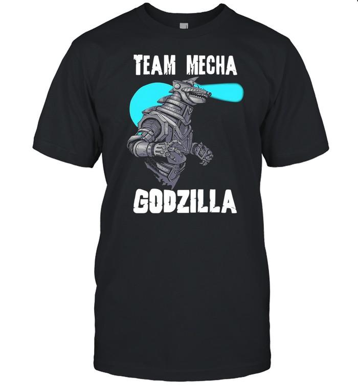 Team Mecha Godzilla shirt Classic Men's T-shirt