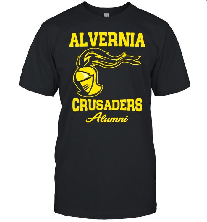 Alvernia Crusaders Alumni shirt Classic Men's T-shirt