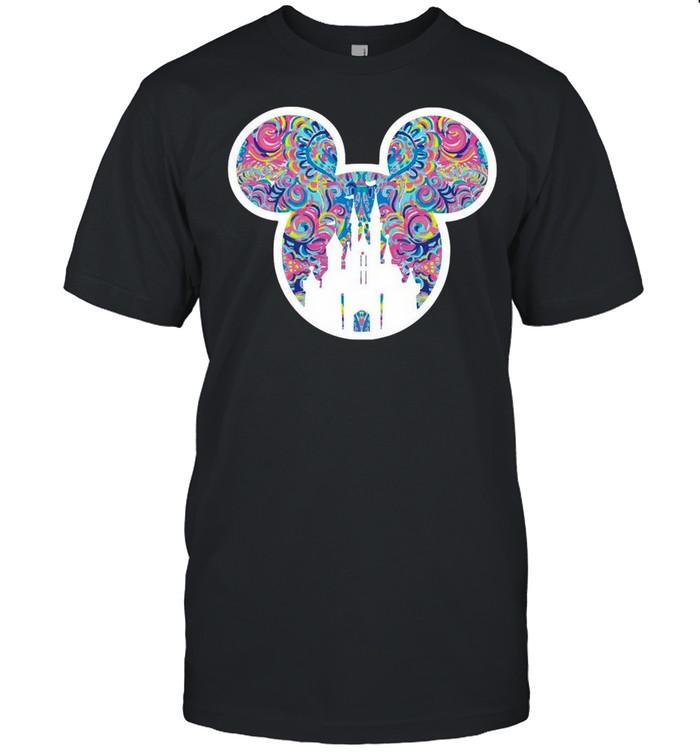 Disney Mickey Mouse head shirt Classic Men's T-shirt