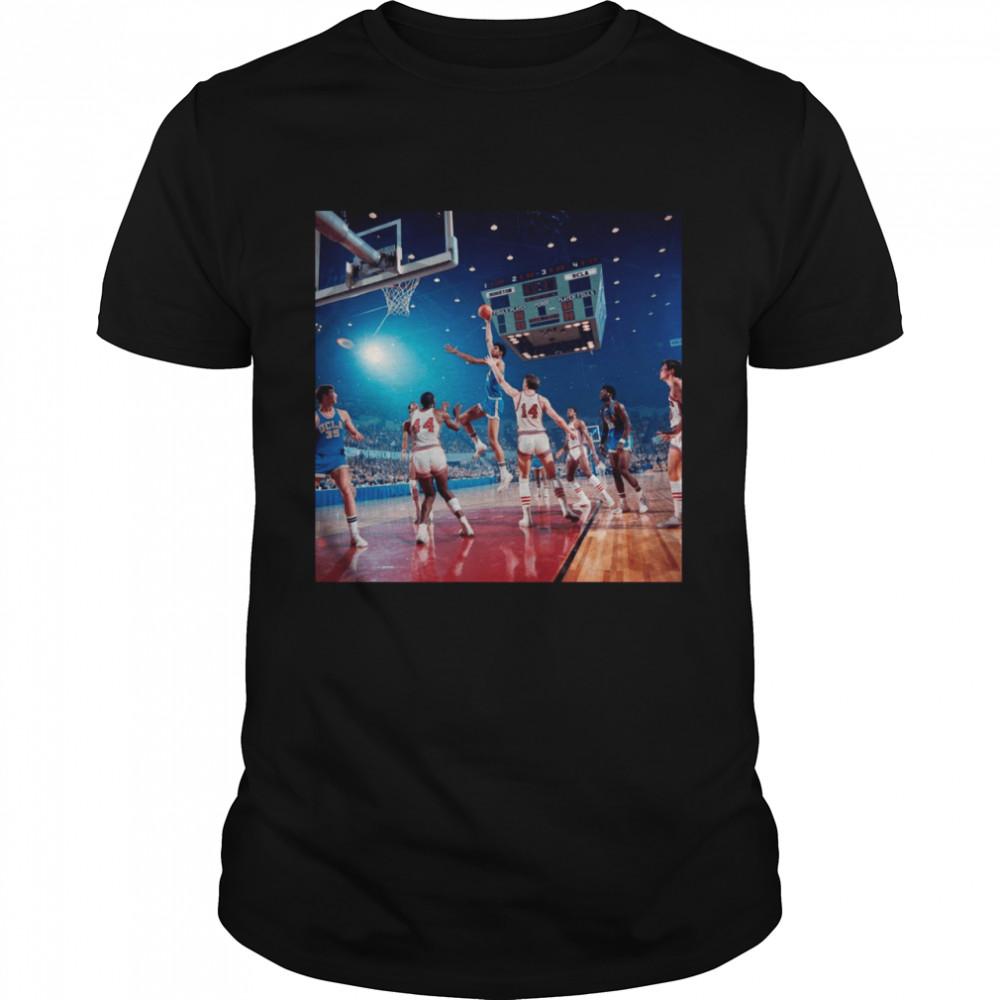 Kareem Abdul Jabbar The History Of March Madness shirt Classic Men's T-shirt