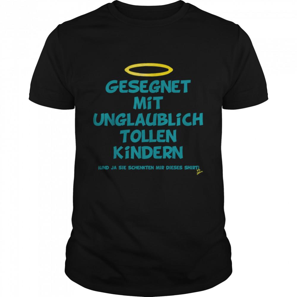Geschenk zum Muttertag Geschenk Vatertag lustiges Männer shirt Classic Men's T-shirt