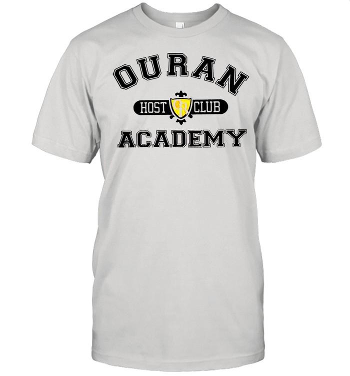 Ouran host club academy shirt Classic Men's T-shirt