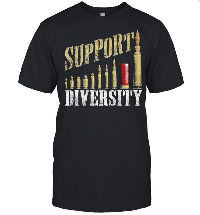 Support Diversity 2021  Classic Men's T-shirt