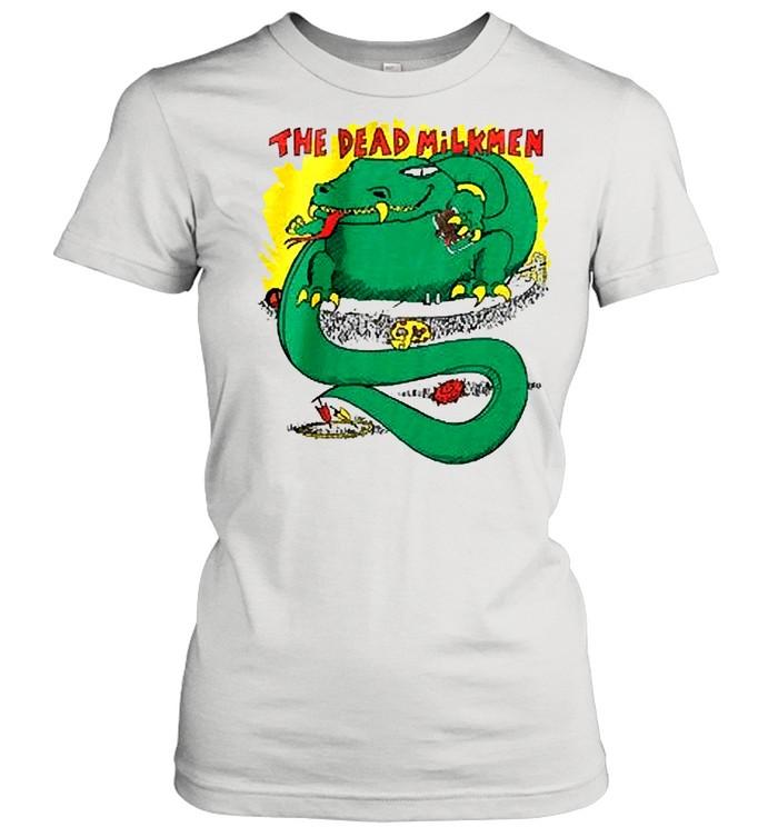 The dead milkmen shirt Classic Women's T-shirt