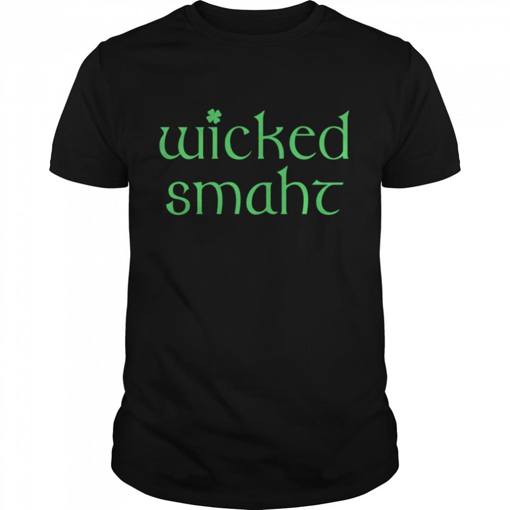Wicked Smaht shirt Classic Men's T-shirt