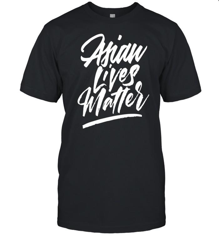 Asian lives matter shirt Classic Men's T-shirt
