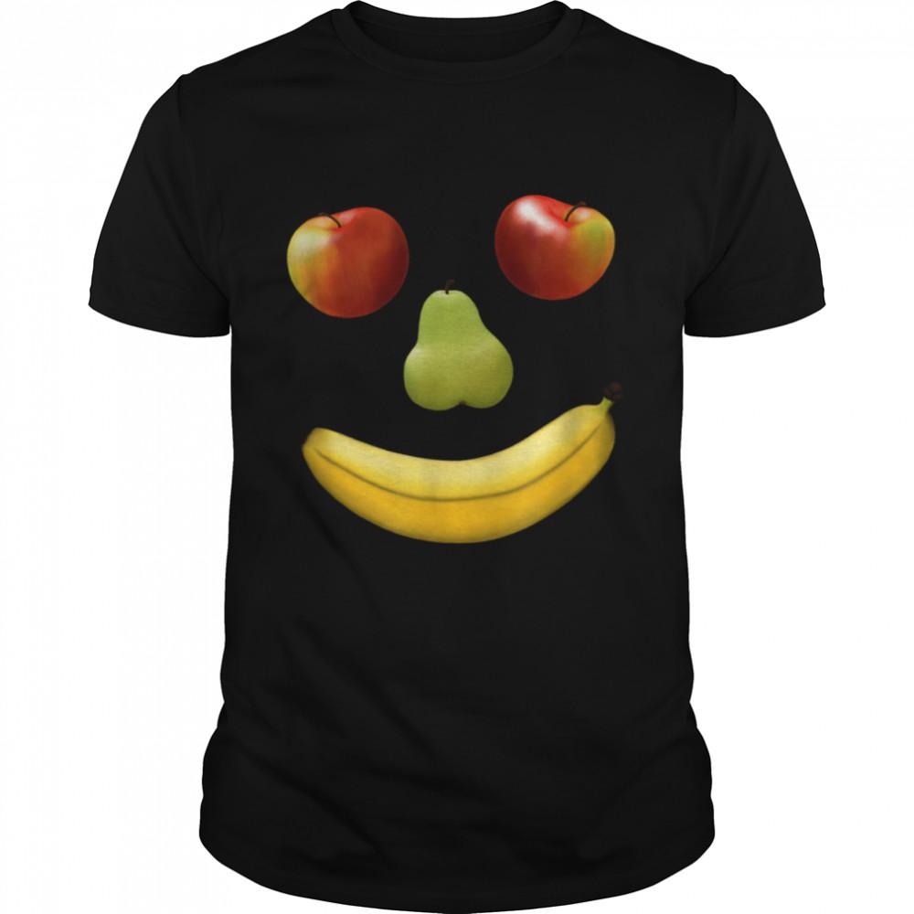 Fruit face D0100609A  Classic Men's T-shirt