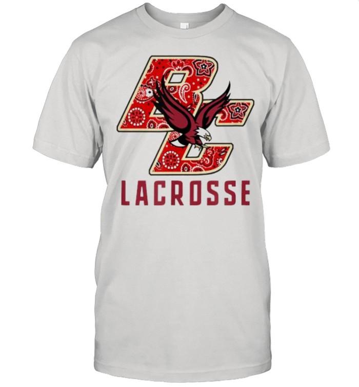 Eagles BC Lacrosse Bandana T- Classic Men's T-shirt