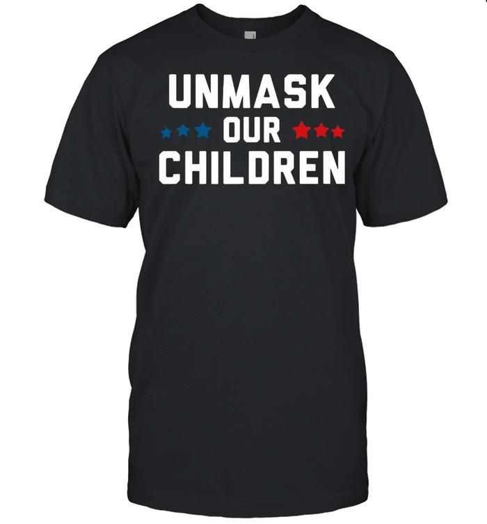 Unmask Our Children  Classic Men's T-shirt
