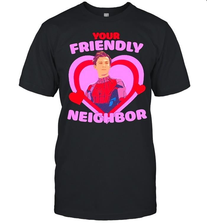 Your Friend Neighbor shirt Classic Men's T-shirt