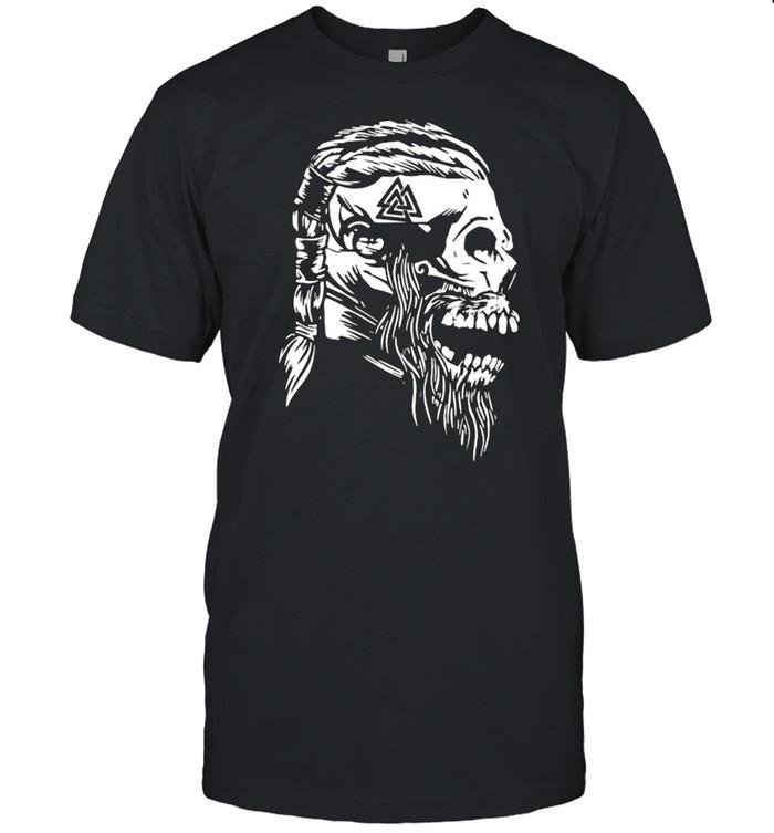 Viking Bearded  Classic Men's T-shirt