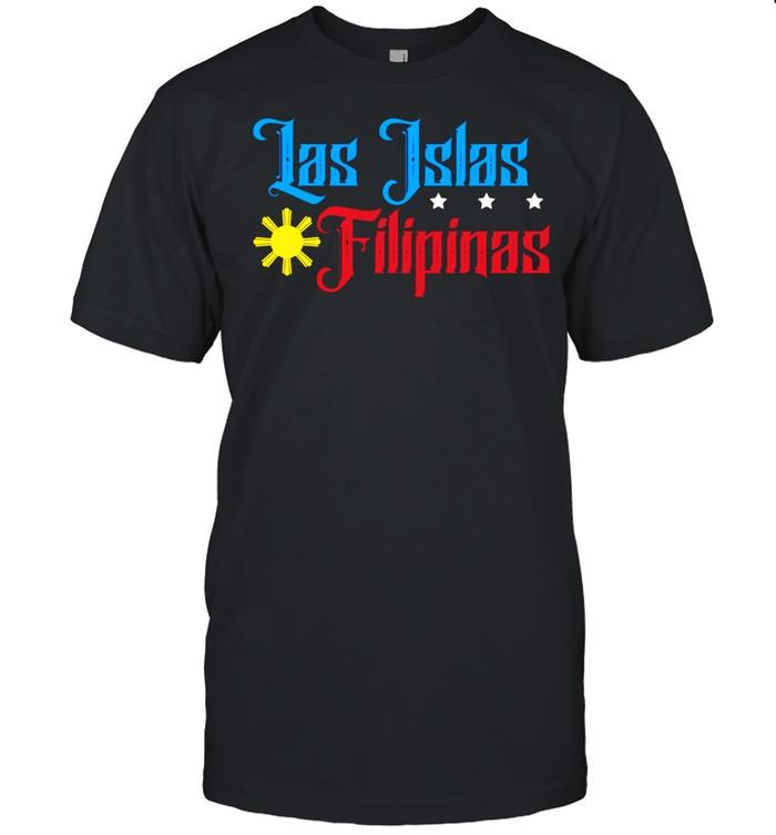 Philippines Pinoy Las Islas Filipinas Pride shirt Classic Men's T-shirt