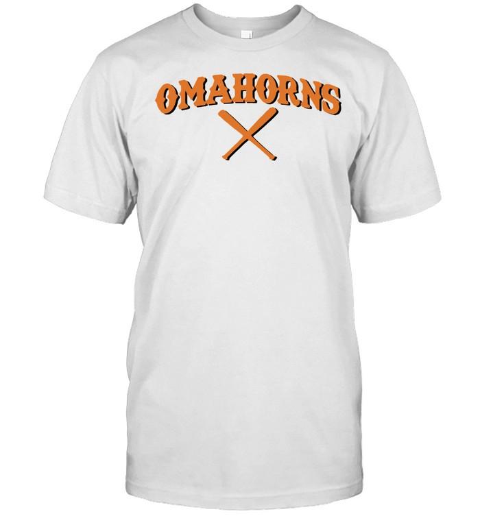 Omahorns Texas 2021 Baseball shirt Classic Men's T-shirt