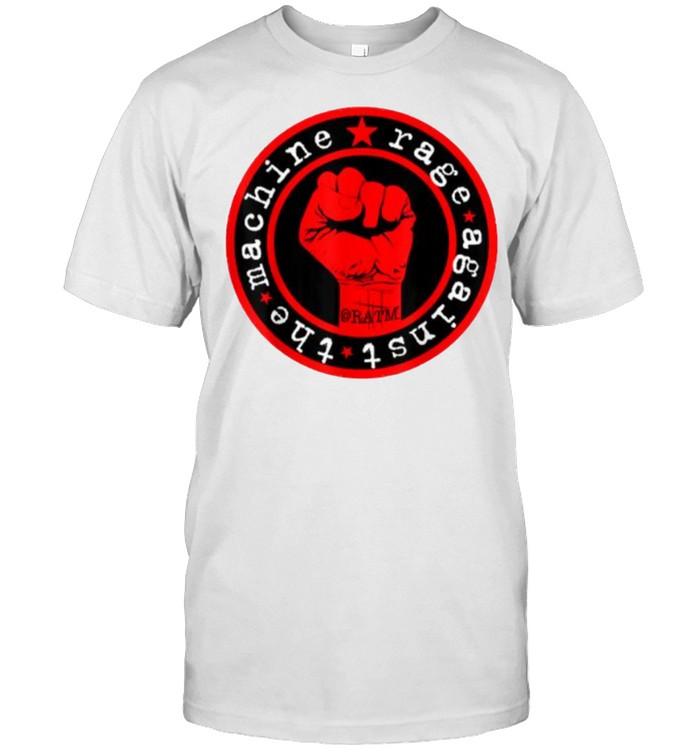 The Machine Rage Against  Classic Men's T-shirt