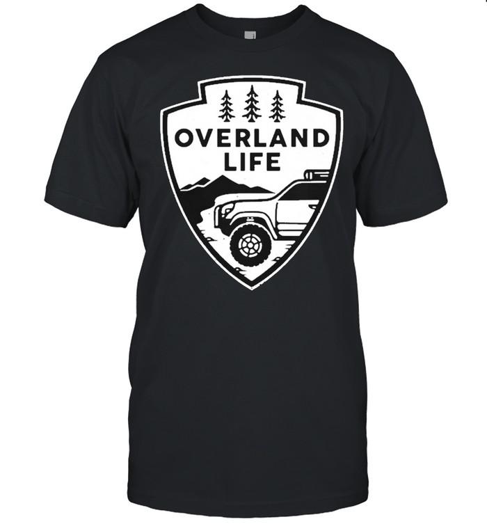 Nation Overland Life Arrowhead shirt Classic Men's T-shirt