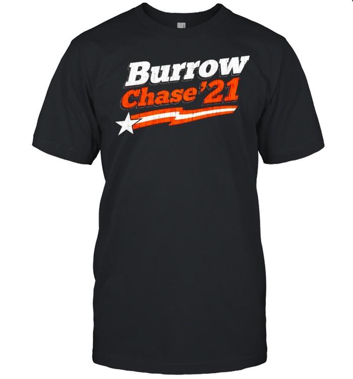 Cincinnati Bengals Burrow Chase '21 shirt Classic Men's T-shirt