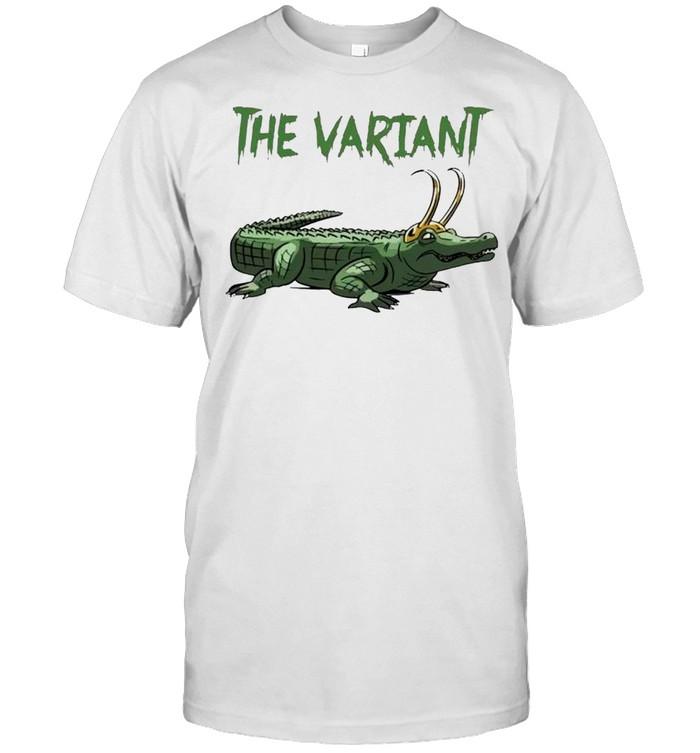 Alligators Loki The variant shirt Classic Men's T-shirt