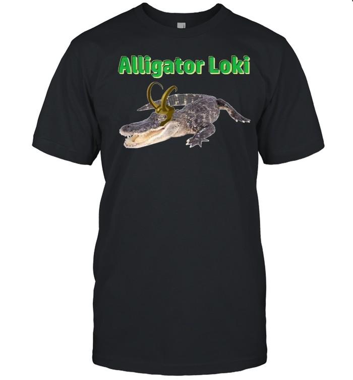 Alligator Loki Classic  Classic Men's T-shirt
