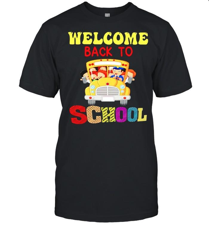 Welcome back to shool shirt Classic Men's T-shirt