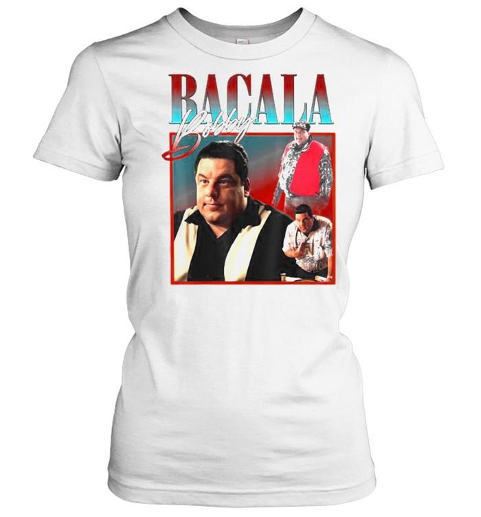 Bacala Bobby T- Classic Women's T-shirt