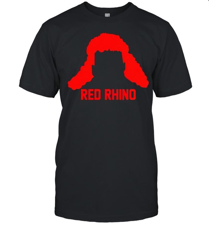 Red Rhino shirt Classic Men's T-shirt