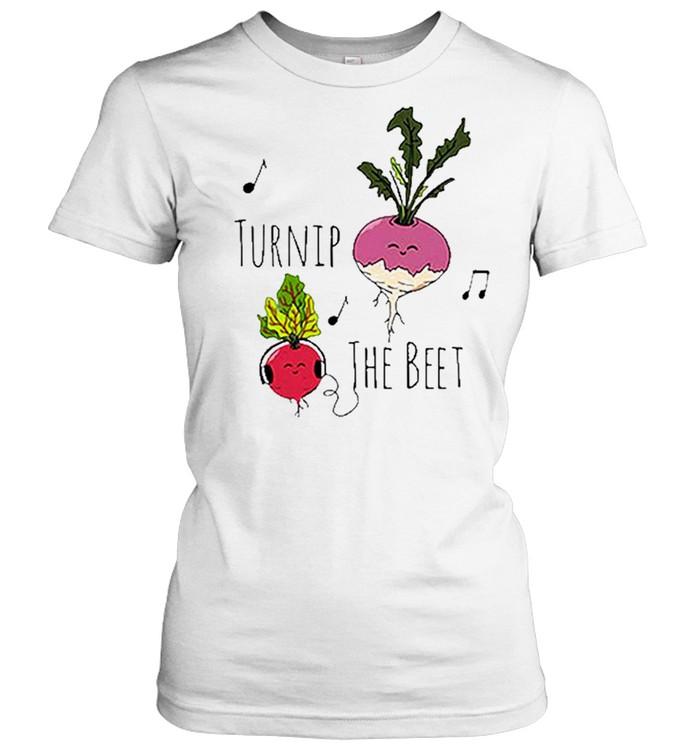 turnip the beet for shirt Classic Women's T-shirt