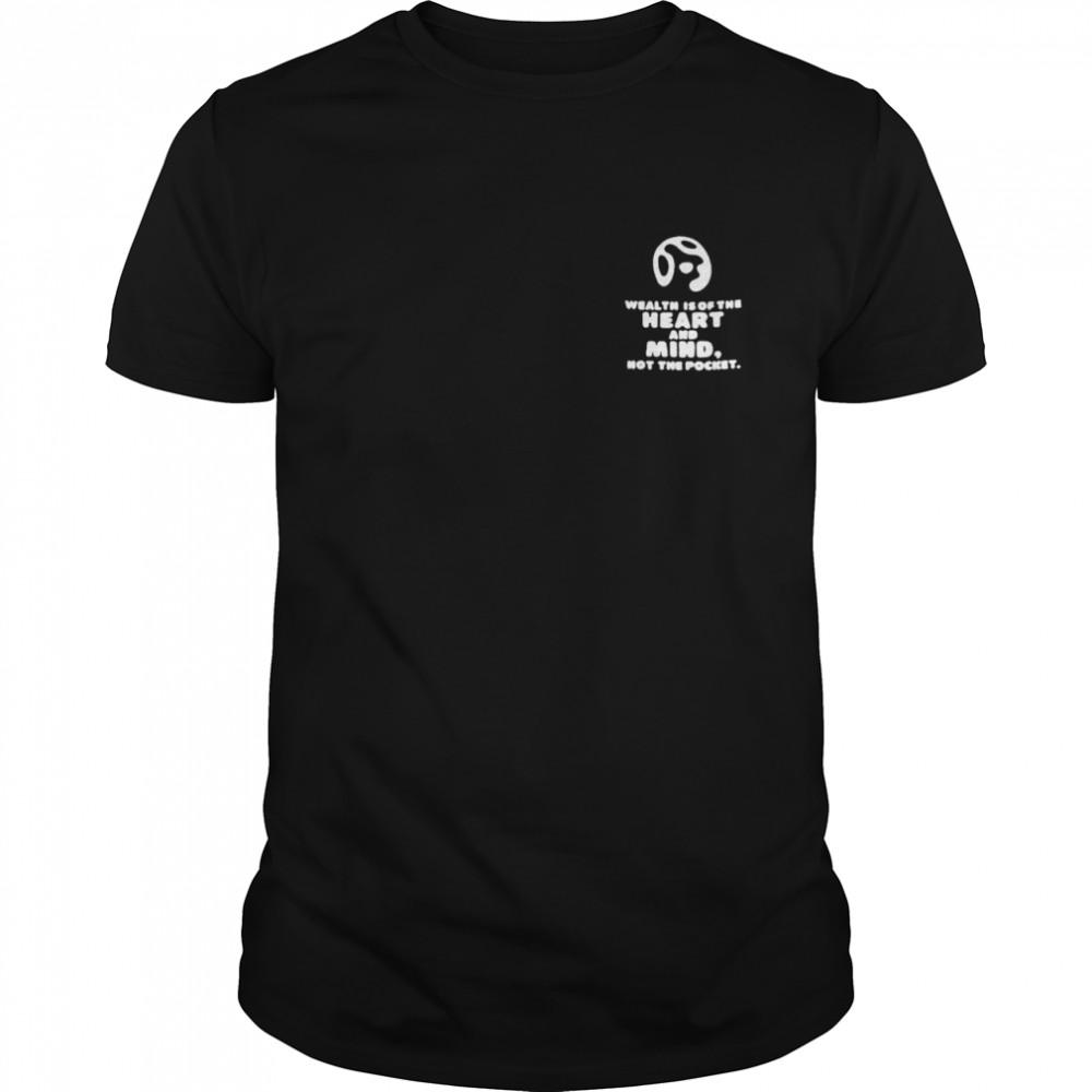 Billionaire boys club heart and mind shirt
