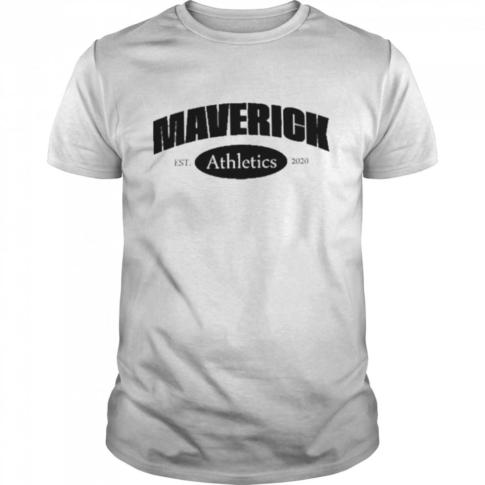 Logan Paul maverick athletics shirt