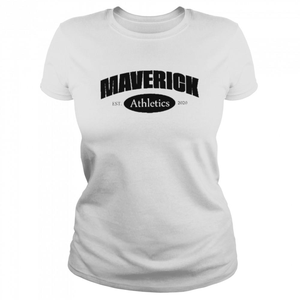 Logan Paul maverick athletics shirt Classic Women's T-shirt