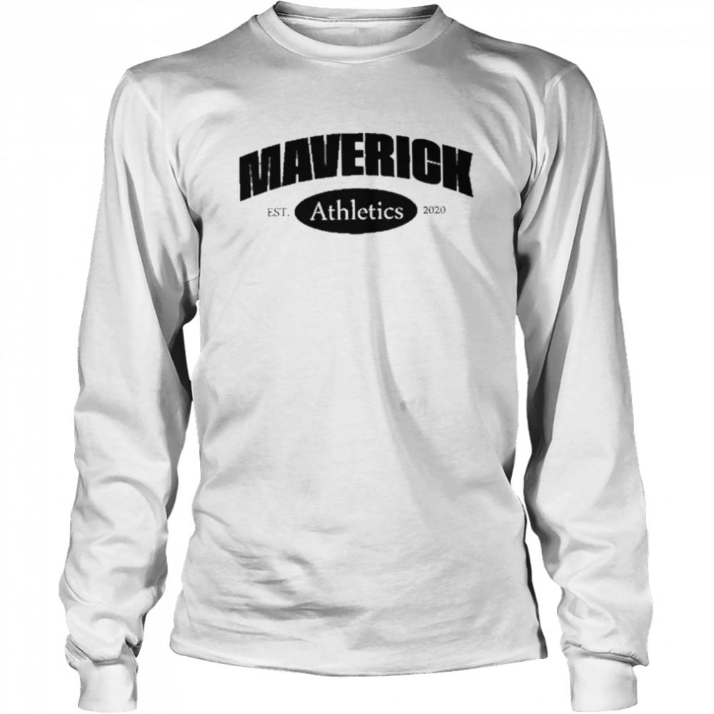 Logan Paul maverick athletics shirt Long Sleeved T-shirt