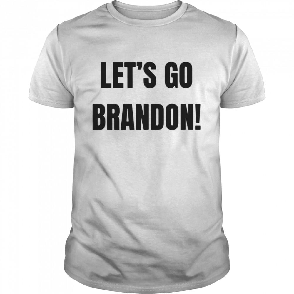 Fjb Biden Let's Go Brandon 2021 Tee Shirt